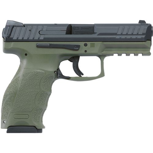 Heckler & Koch VP9 OD Green 9mm Luger Pistol - view number 1
