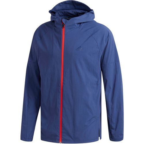 Display product reviews for adidas Men's Sport ID Full Zip Hoodie