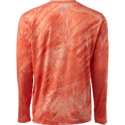 Magellan Outdoors Men's Realtree Fishing CoolCore Reversible Long Sleeve T-shirt - view number 2
