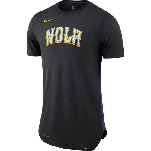 Nike Men's New Orleans Pelicans EXP Dry City Edition Alternate T-shirt