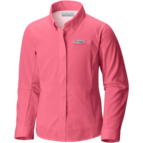Columbia Sportswear Girls' Tamiami Long Sleeve Shirt - view number 1