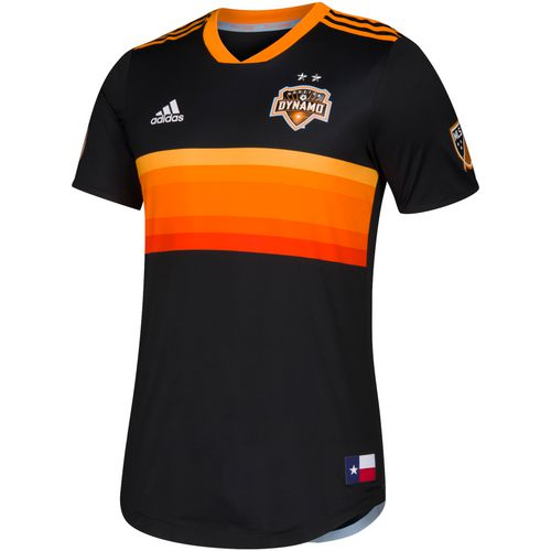 adidas Men's Houston Dynamo MLS Authentic Jersey - view number ...