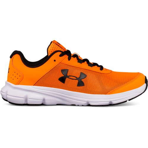 Under Armour Boys Rave 2 Running Shoes (Orange Bright/Black)
