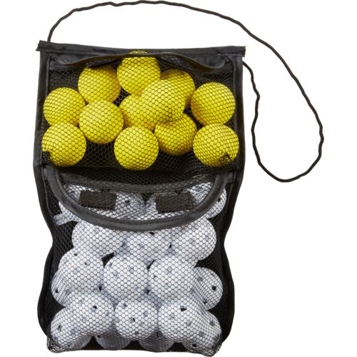 Tour Motion Foam/Whiffle Golf Balls Set