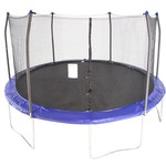 Skywalker Trampolines 15' Round Trampoline with Safety Enclosure - view number 3