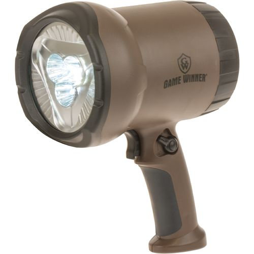 Image for Game Winner Rechargeable  LED Spotlight from Academy