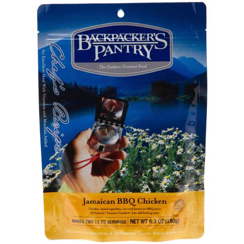Backpacker's Pantry Jamaican BBQ Chicken