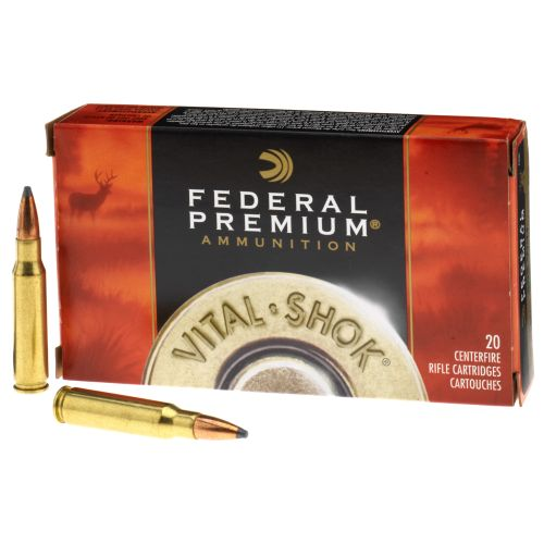 Federal Premium® Sierra® GameKing® .308 Winchester 165-Grain Rifle Ammunition