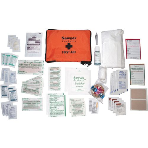 Sawyer Hunting and Fishing First Aid Kit