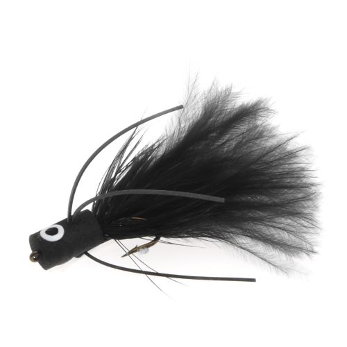 "Superfly™ Panfish Popper 1"" Dry Flies 2-Pack"