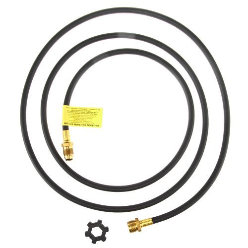 Display product reviews for Mr. Heater Buddy Series 10' Propane Hose Assembly