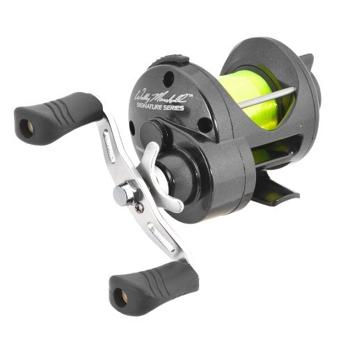 Display product reviews for Lew's Wally Marshall Signature Series Crappie Reel Right-handed