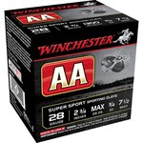 Winchester AA® 28 Gauge 7.5 Target Loads