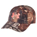 Under Armour® Women's Realtree AP Camo Logo Adjustable Cap