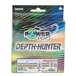 PowerPro Depth Hunter 65 lb. - 500' Braided Fishing Line