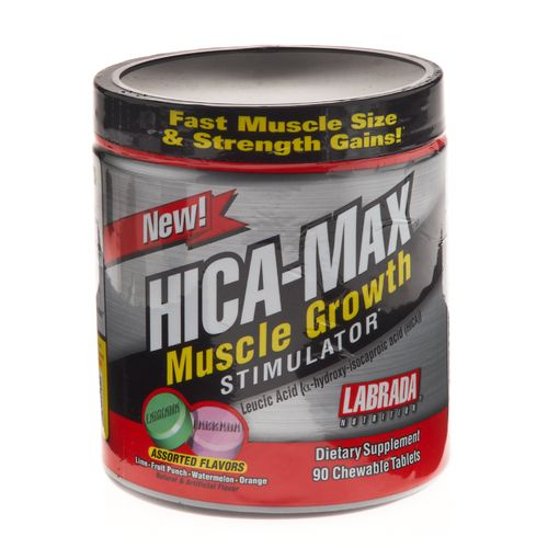 Labrada Hica Max Muscle Growth Stimulator Supplements 90-Count