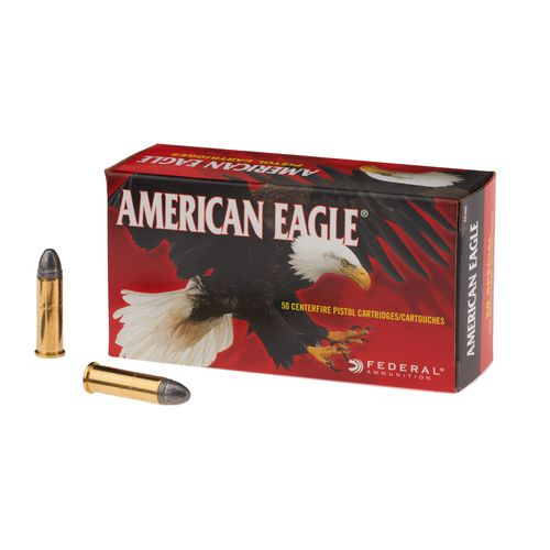 American Eagle® .38 Special 158-Grain Lead Round Nose Handgun Ammunition