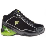 Fila Boys' Uncontested Mid-Top Basketball Shoes