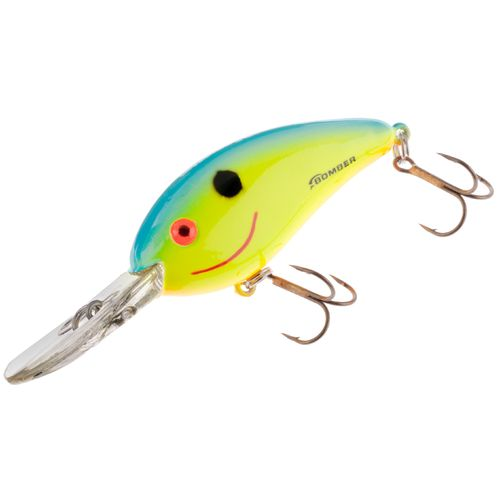 BOMBER Lures Fat Free Fry Crankbait
