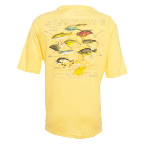 H2O XPRESS™ Men's Lure Collage T-shirt