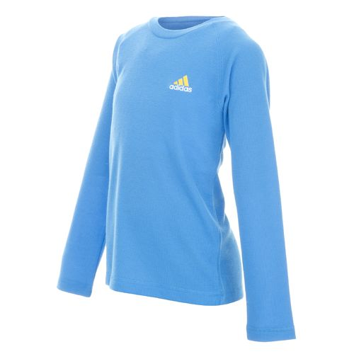 adidas Boys' Long Sleeve Thermal Top
