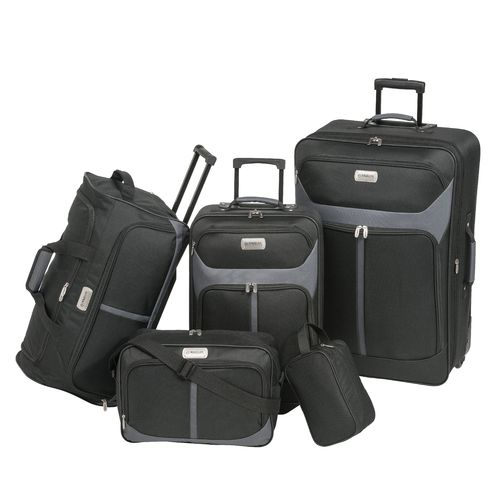 Display product reviews for Magellan Outdoors 5-Piece Luggage Set