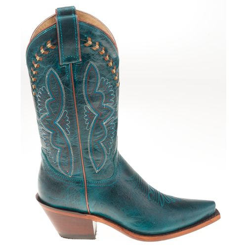 Display product reviews for Justin Women's Fashion Damiana Western Boots