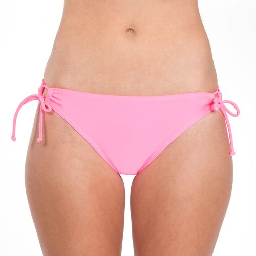 O'Rageous® Juniors' Paradise Solids Hipster Swim Bottom