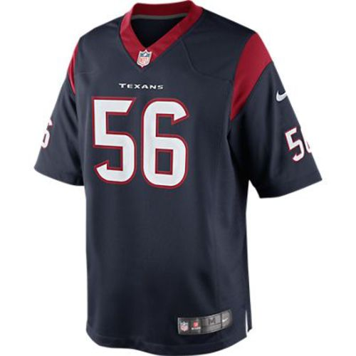 Nike Men's Houston Texans Brian Cushing #56 Limited