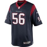 Nike Men's Houston Texans Brian Cushing #56 Limited Jersey