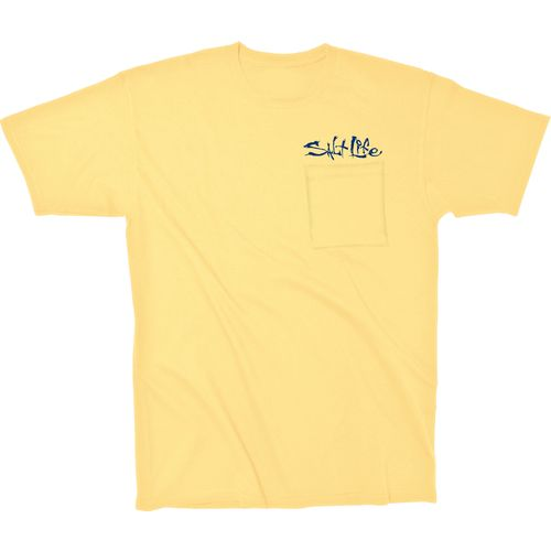 Salt Life Men s Greetings From Fish T-shirt
