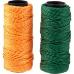 Academy Sports + Outdoors™ 135 lb. - 150' Twisted Polyester Twine Fishing Line 2-Pack