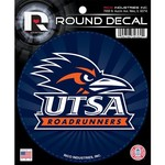 Tag Express University of Texas at San Antonio Round Decal - view number 1