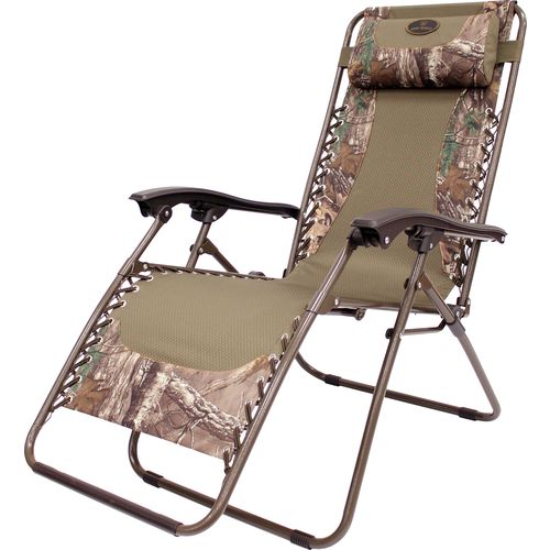 Game Winner Realtree Xtra Lounger Academy