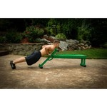 Stamina® Outdoor Fitness Bench - view number 4
