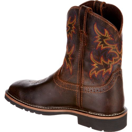 Justin Kids' Rugged Buffalo Boots - view number 4