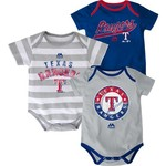 adidas Infant Boys' Texas Rangers Little Slugger Short and T-shirt Set