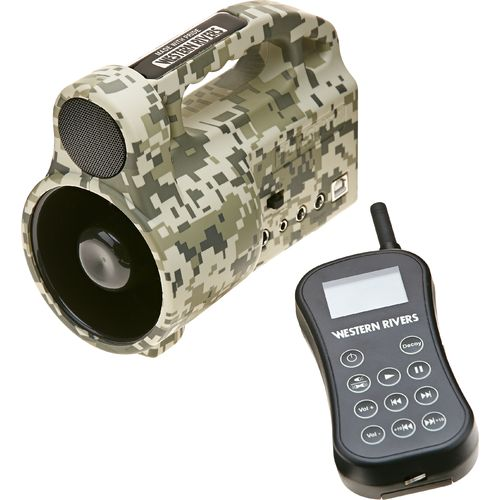 Western Rivers Pursuit Electronic Caller