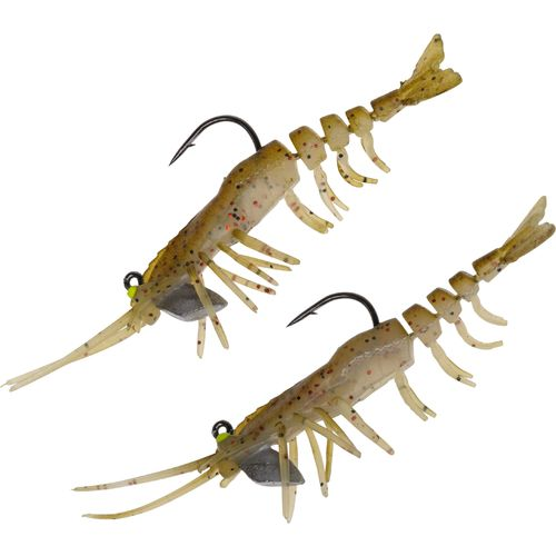 Display product reviews for H2O XPRESS™ Mojo Shrimp Double Rig Bait