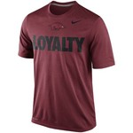 Nike Men's University of Arkansas Loyalty T-shirt