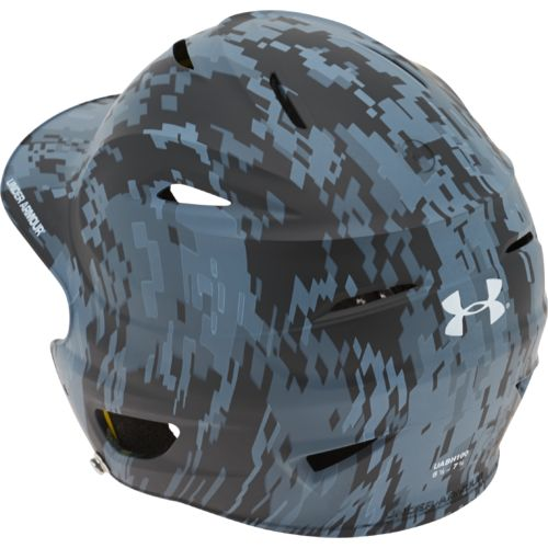 Under Armour® Adults' Digital Camo Batting Helmet - view number 2