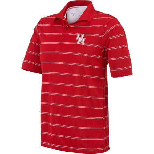 Display product reviews for Antigua Men's University of Houston Deluxe Polo Shirt