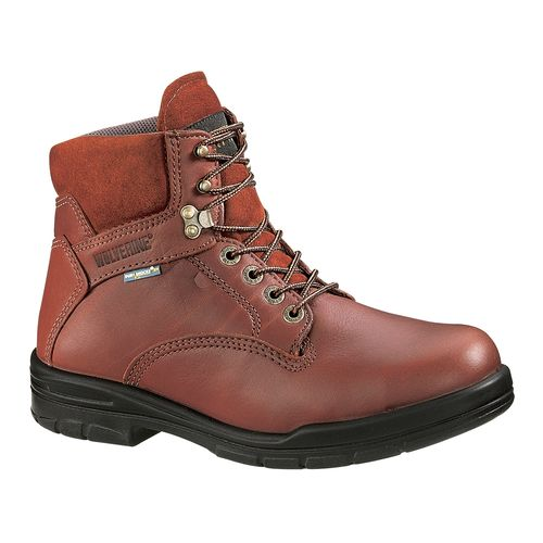 Display product reviews for Wolverine Men's DuraShocks SR Steel-Toe Direct-Attach EH Work Boots