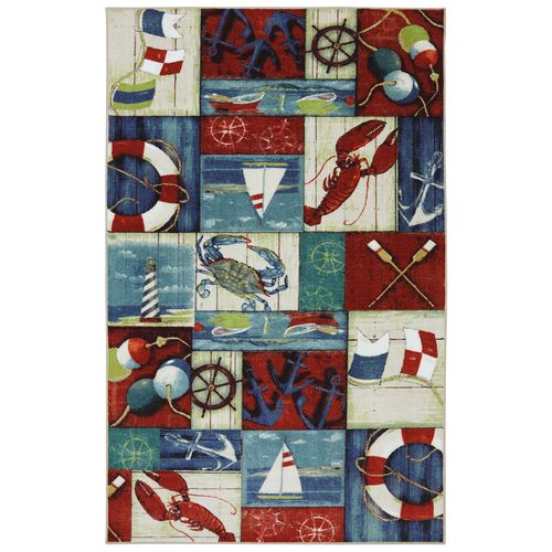 American Rug Craftsmen Escape N Is For Nautical