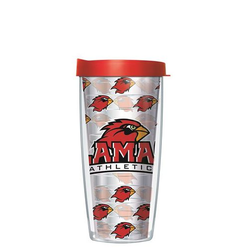 Signature Tumblers Lamar University Traveler 16 oz. Thermal Insulated Tumbler with Lid