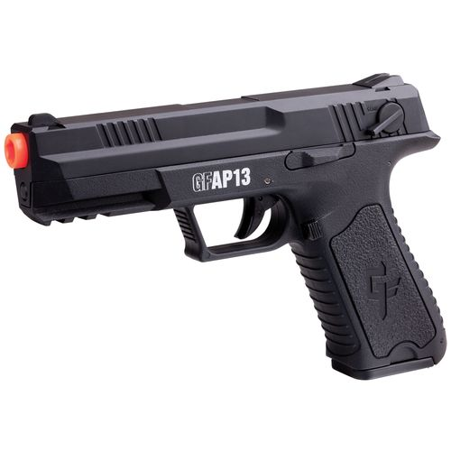 Display product reviews for Crosman GFAP13 AEG 6mm Caliber Air Pistol