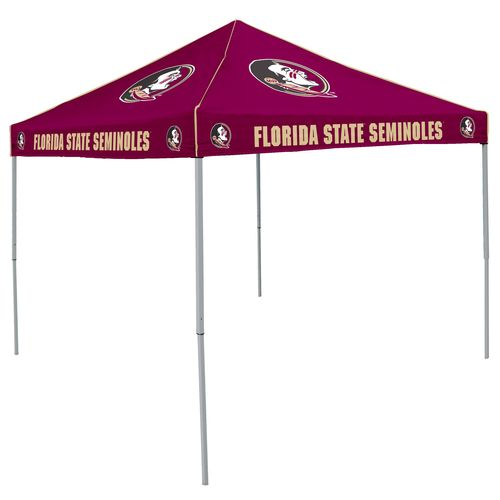 Logo Florida State University Straight-Leg 9 ft x 9 ft Color Tent - view number 1