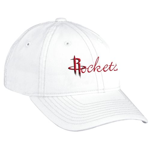 adidas™ Women's Houston Rockets Adjustable Cotton Slouch Cap
