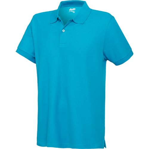 Austin Trading Co.™ Men's Back to School Short Sleeve Performance Piqué Polo Shirt
