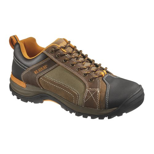 Wolverine Men's Chisel Steel-Toe Low-Cut Work Shoes